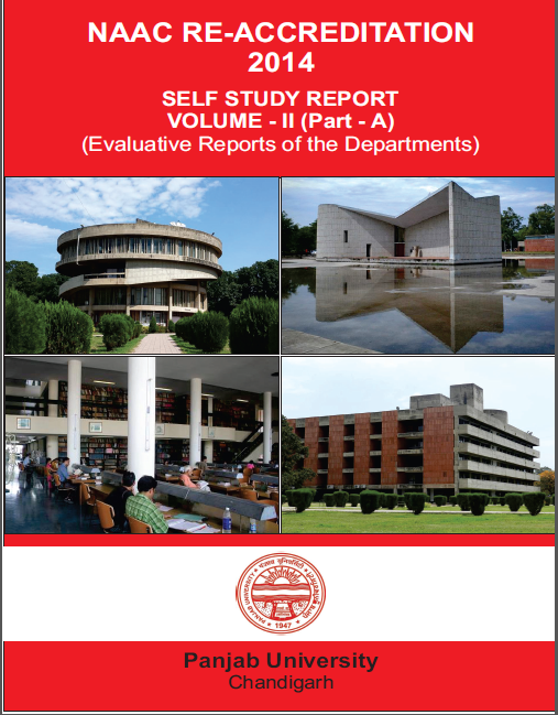 Self Study Report Vol 2 a
